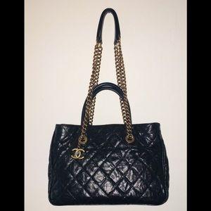 SOLD on Tradesy! CHANEL Shiva Glazed Caviar Bag